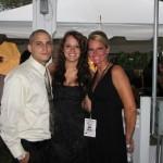 Maggie with Kyleigh, Alex